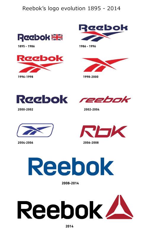 Mẫu thiết kế logo mới của Reebok là hiện thân của sự thay đổi
