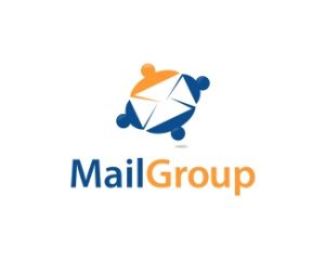 Mẫu thiết kế logo email của Mail Group