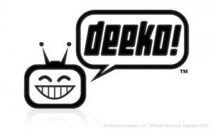 Mẫu thiết kế logo tin tức Deeko